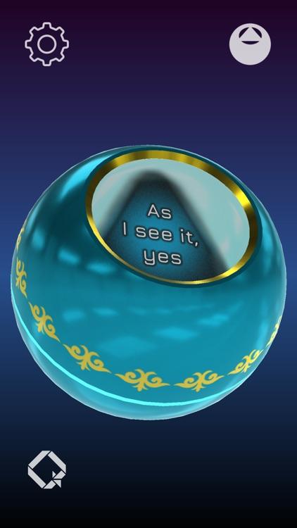 Magic Ball: Fortune Teller 3D screenshot-7