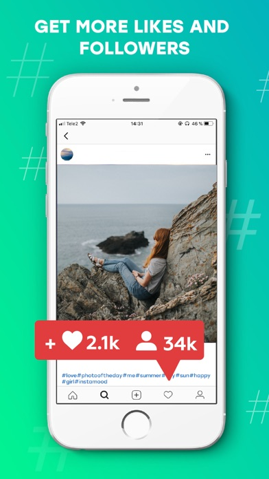 Tags for Instagram followers