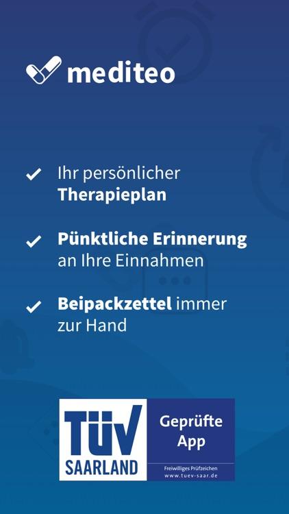 mediteo: Tabletten Erinnerung screenshot-6