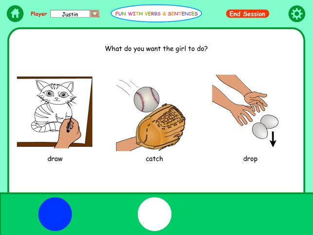 Fun With Verbs Sentences Hd On The App Store