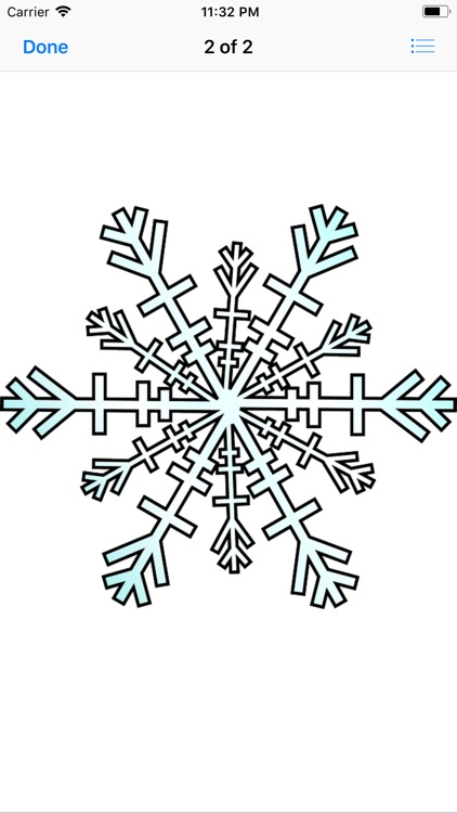 Snowflake Sticker Pack screenshot-7