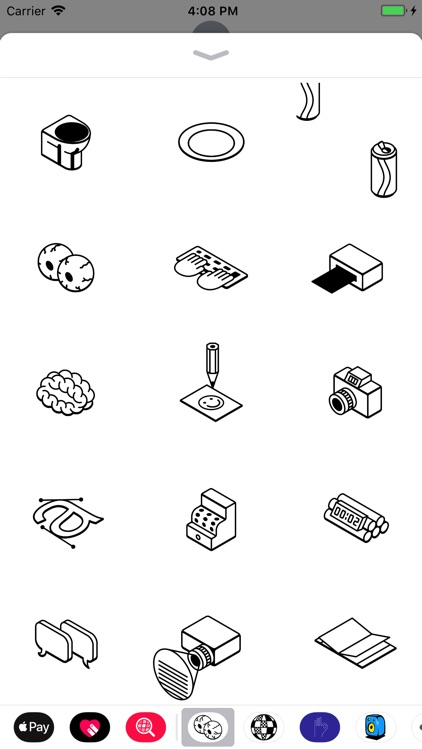 ECAL Pictos by Mersad Denic screenshot-3