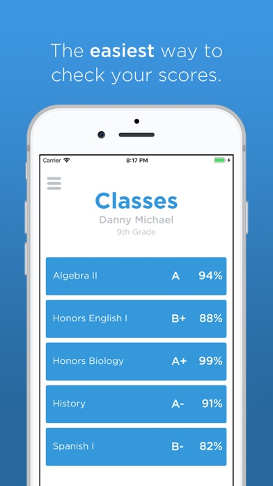 Grades - View your scores for Windows