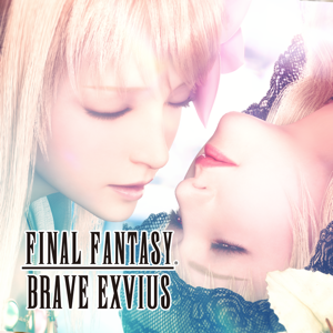 FINAL FANTASY BRAVE EXVIUS app