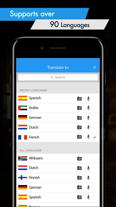 Translator With Speech Pro review screenshots