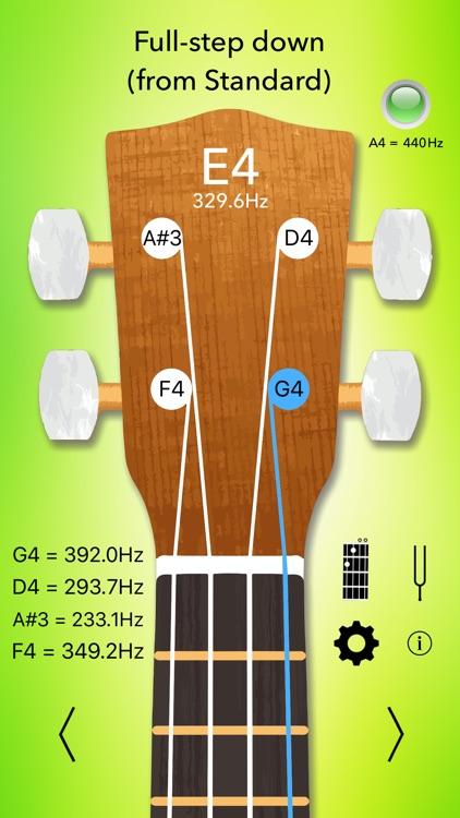 Ukulele Tuner Pro and Chords screenshot-4