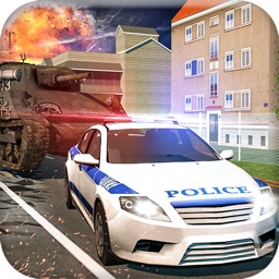 Police attack tank shooting
