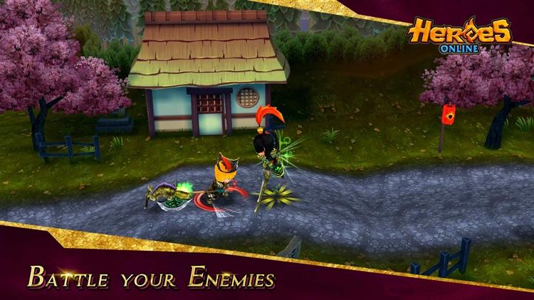 Hero Online screenshot-3