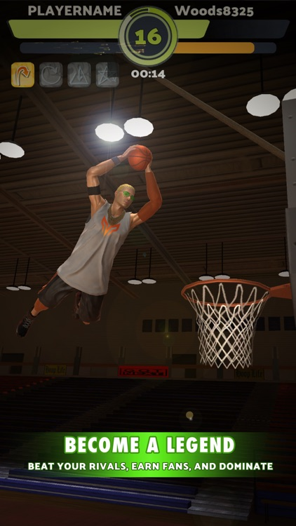 Basketball Rivals screenshot-3