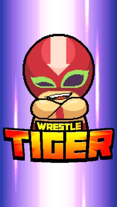 Screenshot 1 Wrestle Tiger