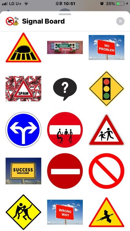 Road Signs & Interjection screenshot-4