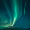 Gunnar Gylfason - Northern Lights Iceland artwork