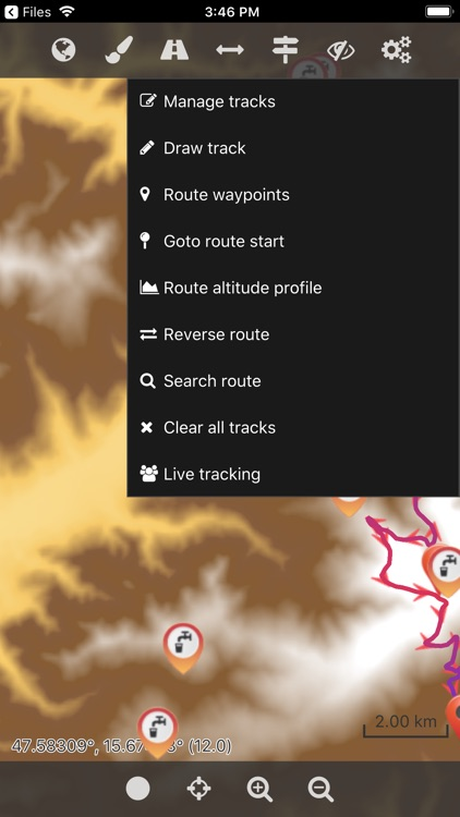 Cartograph 2 Pro Map Viewer screenshot-3