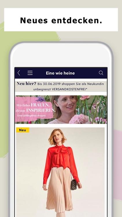 heine – Mode & Wohnen-Shopping screenshot-4