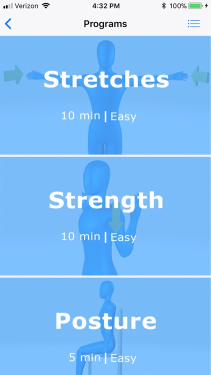 Desk Exercises screenshot-0