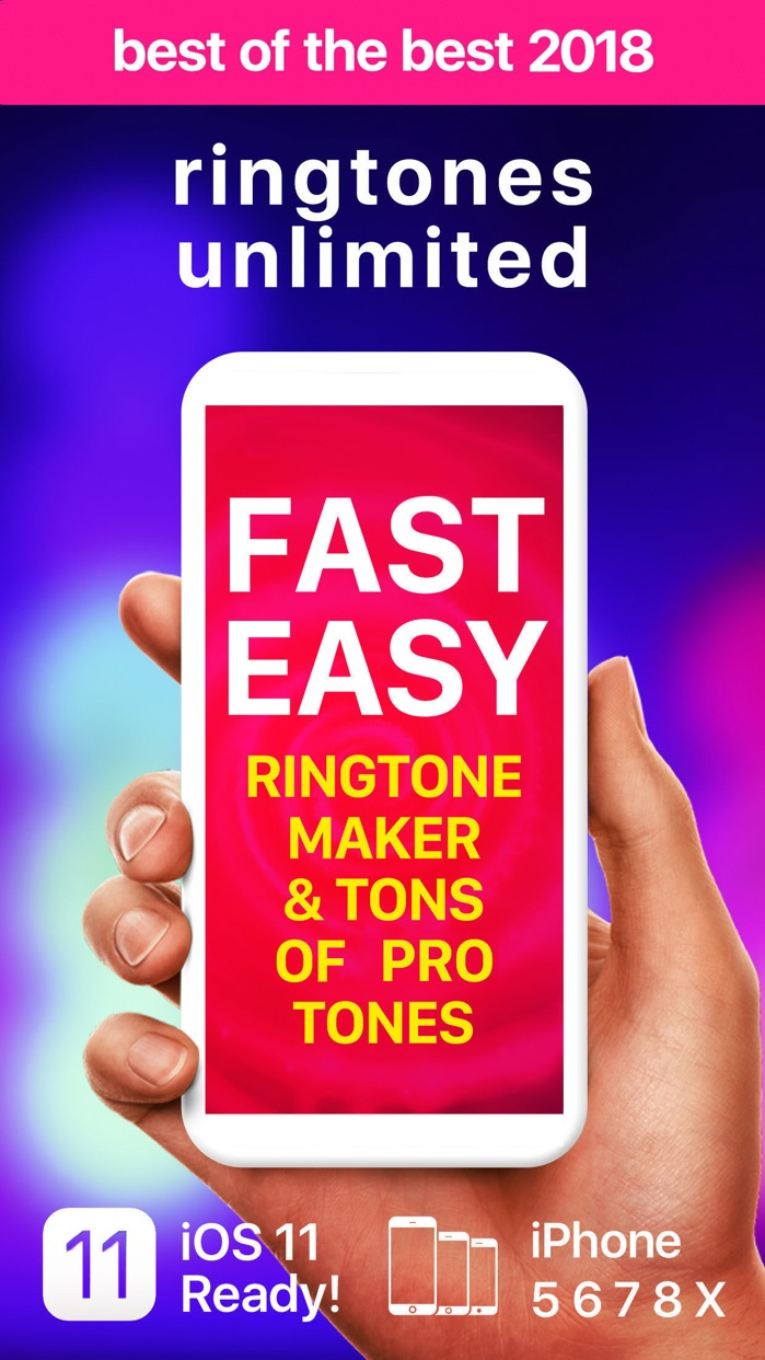 Ringtones for iPhone! (music) Screenshot