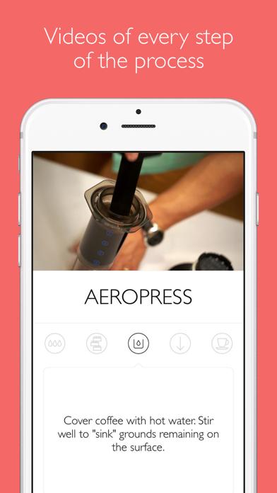 The Great Coffee App Screenshots