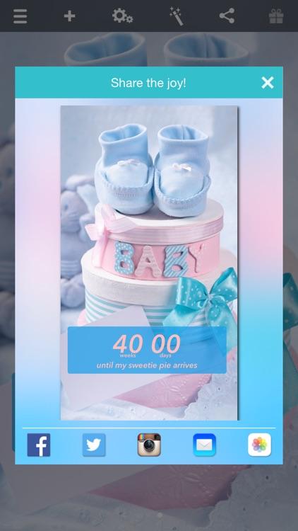 Baby Countdown‼
