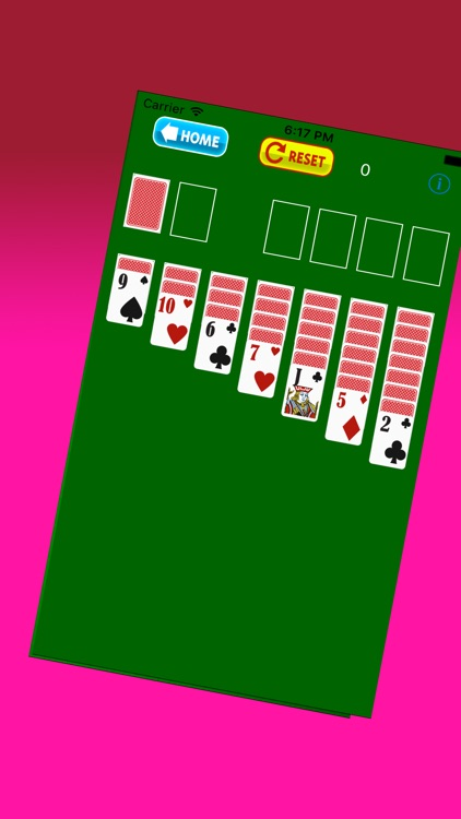 Solitaire Card Board Games