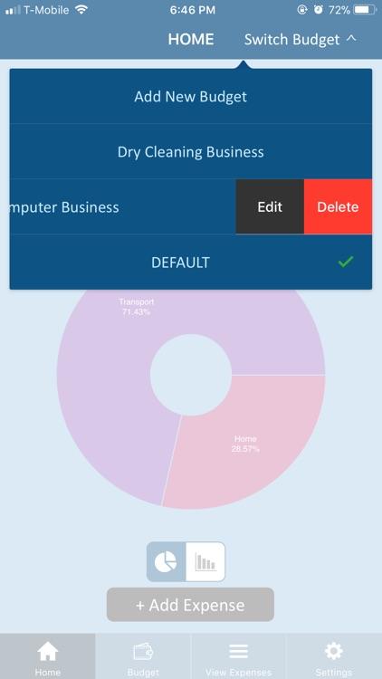 DreamBuilders: Simple Finance screenshot-3