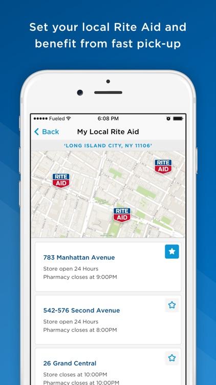 Rite Aid Pharmacy screenshot-4
