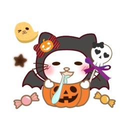 Halloween Night With Kitty