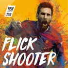 Flick Shoot Soccer Star 2018 icon