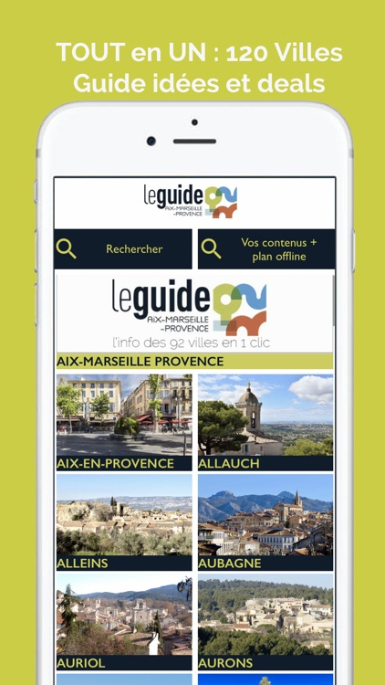 Guide Aix Marseille Provence