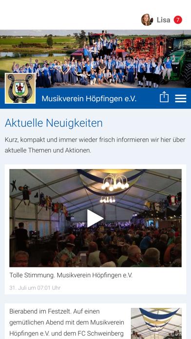 Musikverein Höpfingen e.V.