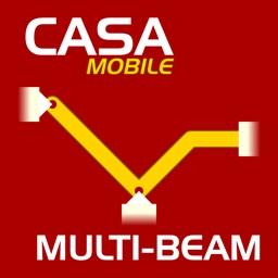 CASA Multi-Beam 2D