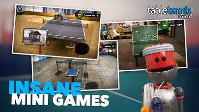 Table Tennis Touch screenshot1