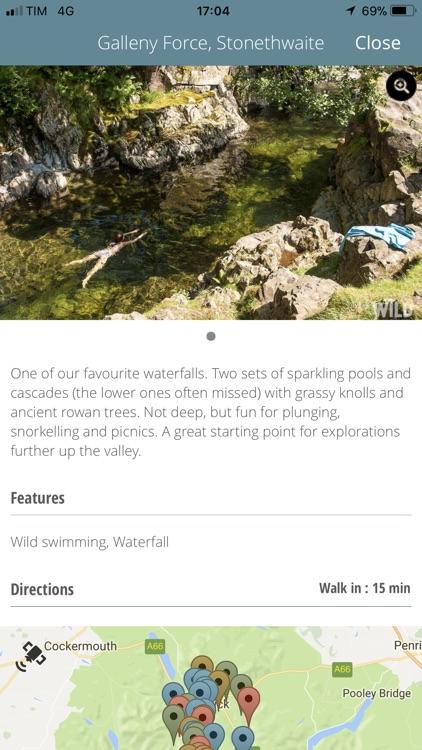 Wild Guide Lake District screenshot-3