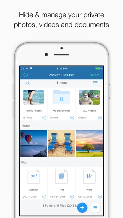 Top 10 Apps like PocketFiles: Photo Video Vault in 2019 for iPhone