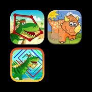 Dino Fun Pack - Best Dinosaur Games Kids Love