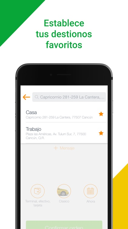 Taxi Cancun: transport in QROO screenshot-4