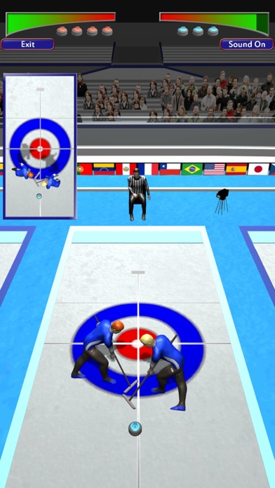 Curling OnLine screenshot 4
