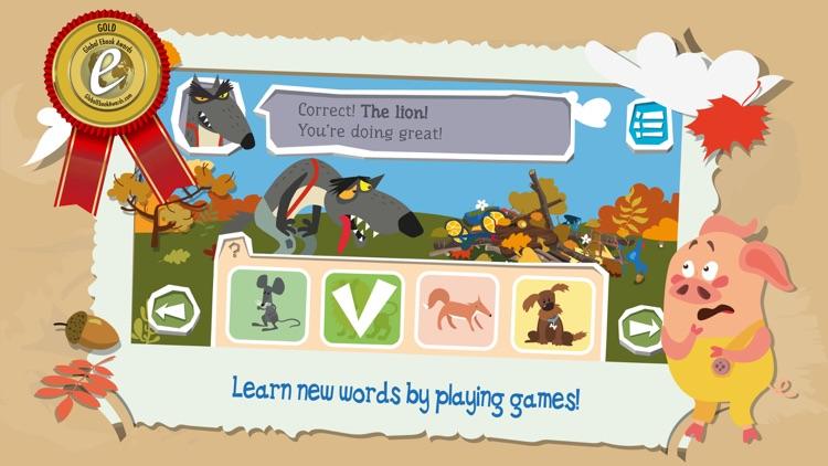 Three Little Pigs vs The Wolf screenshot-4