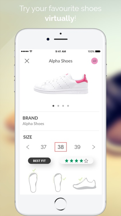 Snapfeet - Shoes that fit you
