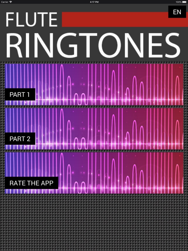 Flute Ringtones on the App Store