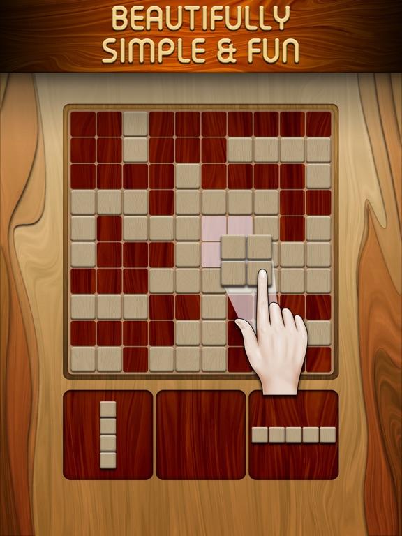 Скачать игру Woody Puzzle