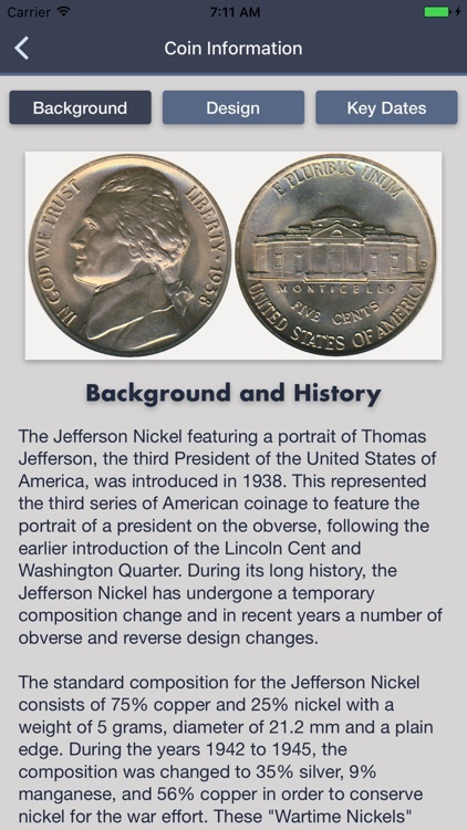 Jefferson Nickels Collector