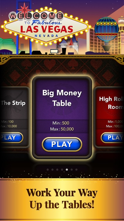 Blackjack: Casino Card Game screenshot-9