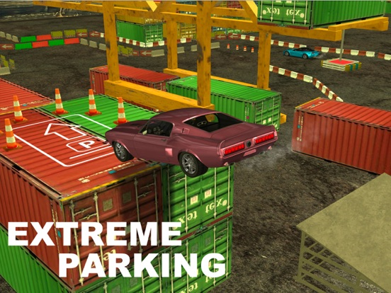 Excited Parking - Car Driving Parking Simulator-ipad-0