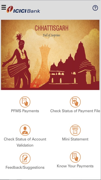 iPFMS by ICICI Bank