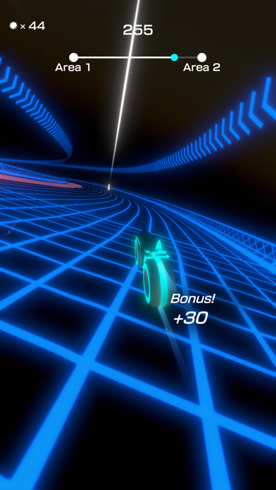 Infinite Downhill screenshot 1