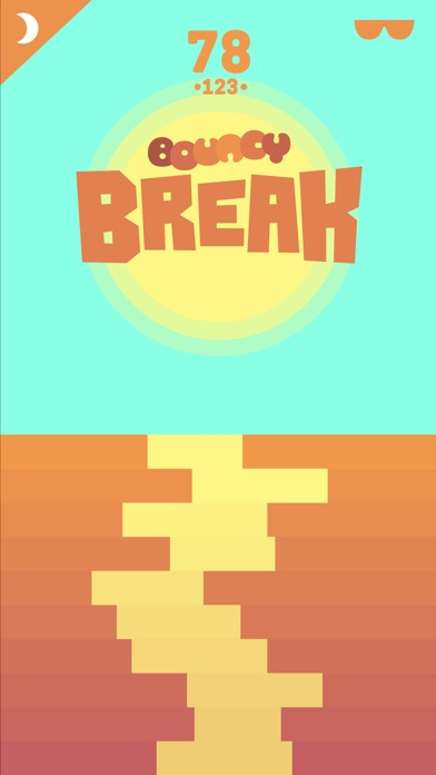 Screenshot 1 Bouncy Break