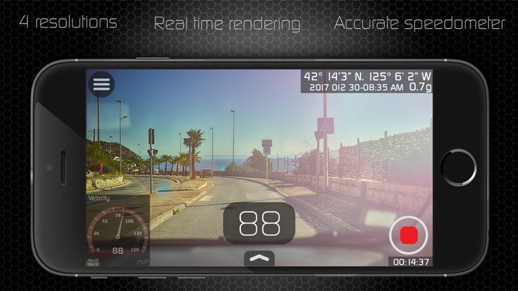 NavCam  (Professional HD Dashcam) screenshot-0