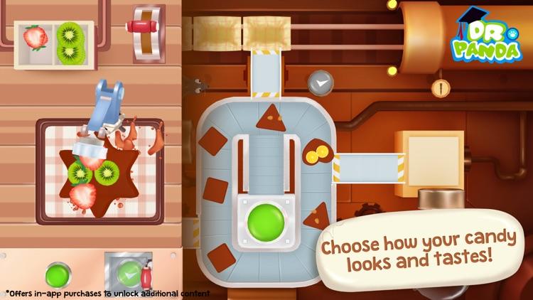 Dr. Panda Candy Factory screenshot-0