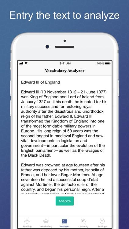 Vocabulary for IELTS test screenshot-5