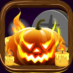 Halloween Emoji Chat Keyboard